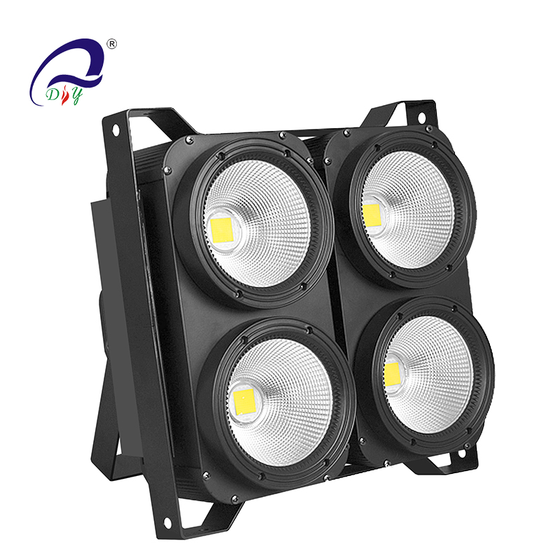 SL104 4 Heads COB Audience Blinder Light for performance