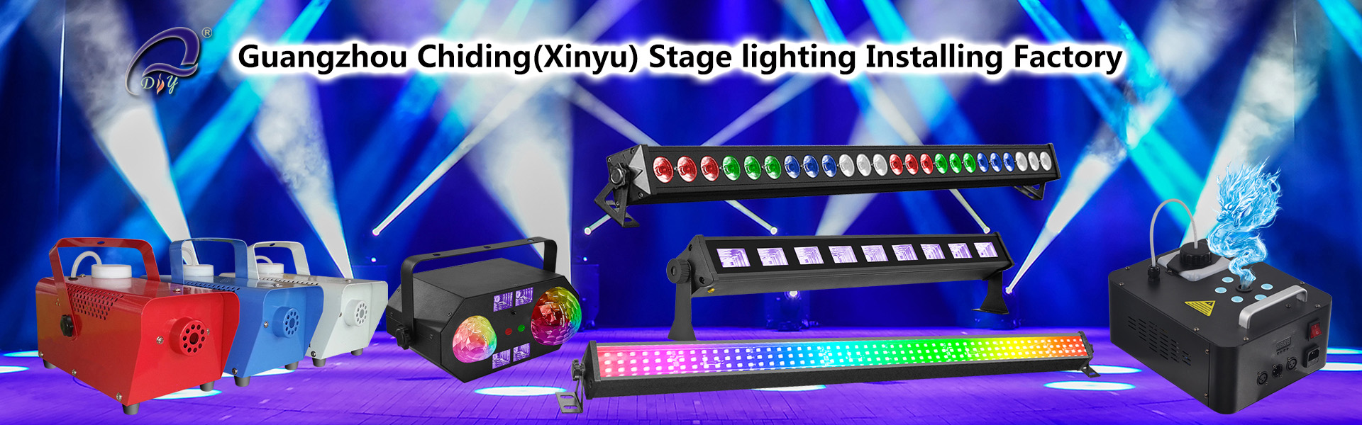 Faoi stiúir, 照明 ム ー,guangzhou chiding stage lighting co ltd